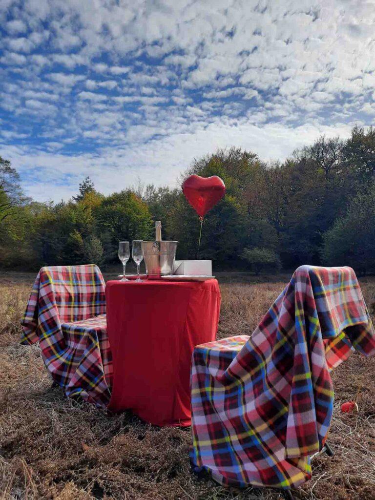 Романтические свидания в горах Крыма