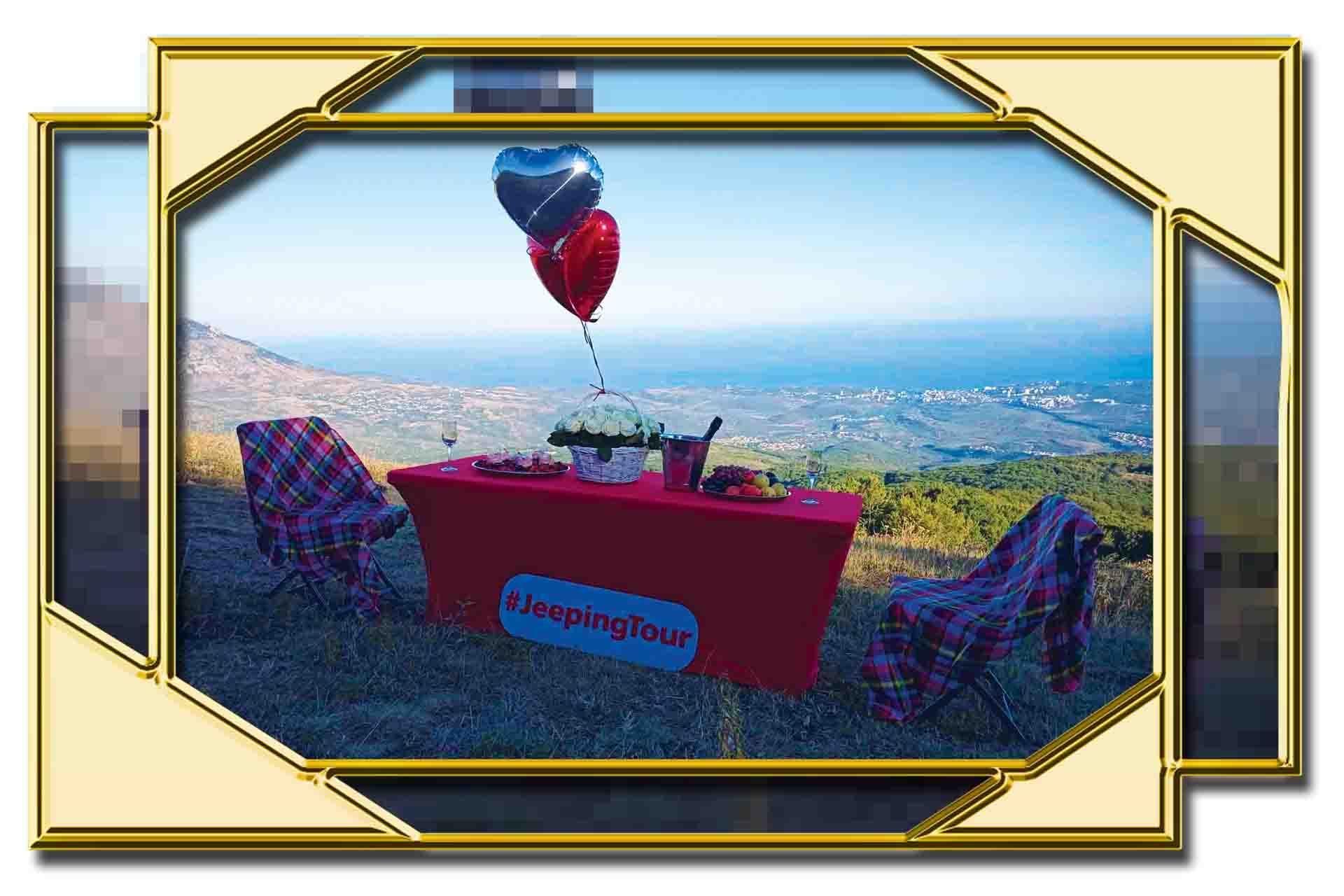 Романтические свидания в горах