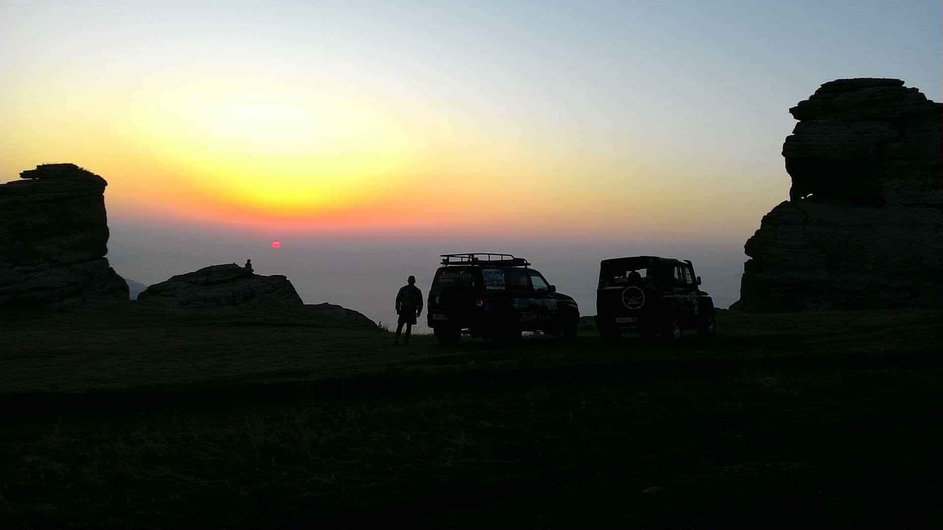 Джип туры в Алуште