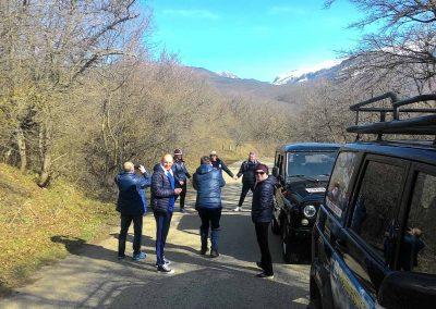 По следам кавказской пленницы