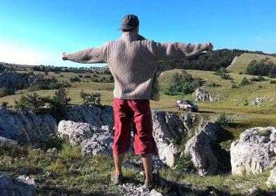 Путешествие на джипах в Крыму