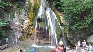 джип тур на водопад