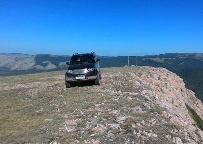 Уаз патриот - индивидуальные туры в горы
