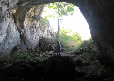 экскурсия в подземный мир Крыма