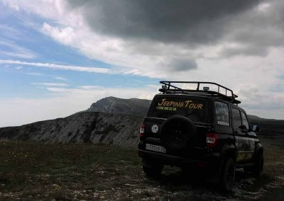 Чатыр-даг - джип тур из Алушты