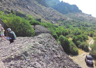 Джиппинг туры в Алуште