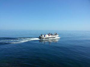 морские прогулки в Алуште