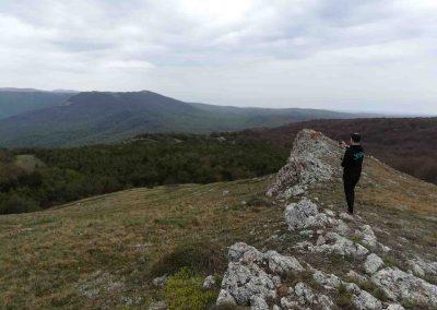 гора Каратау Крым Алушта