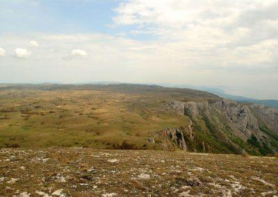 горное плато Караби-яйла