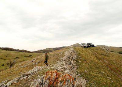 горный массив Каратау
