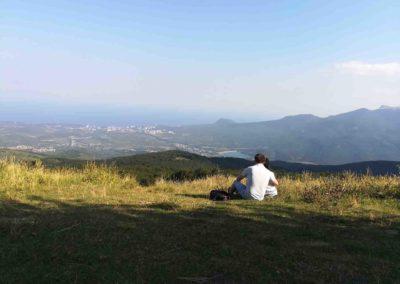 Романтика в горах Крыма